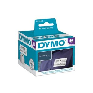 dymo labels shipping large