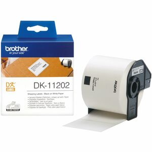 brother dk11202 shipping labels
